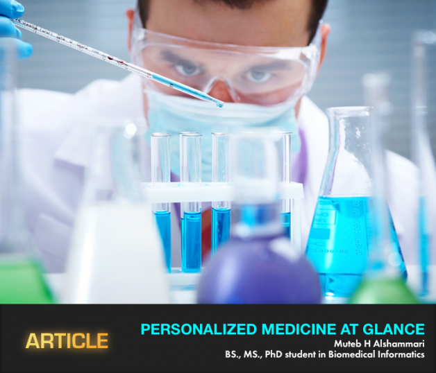 Personalized Medicine at Glance