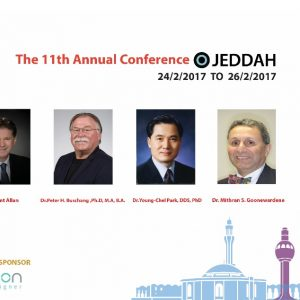 The 11th Annual Conference of the Saudi Orthodontic Society